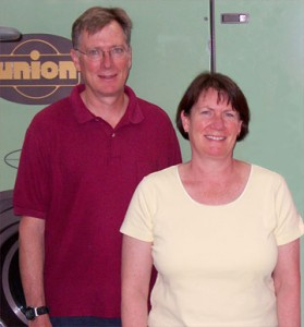 Bill and Susan of Boulder Cleaners