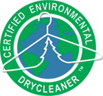 Certified Environmental DryCleaner